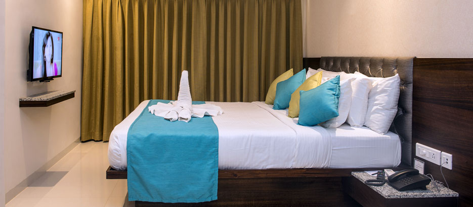 Hotel Calangute Towers Goa 403516 Online Room Booking India